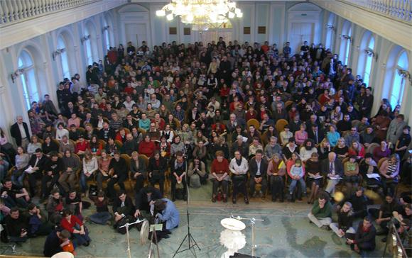 Концерт Ансамбля Марка Пекарского