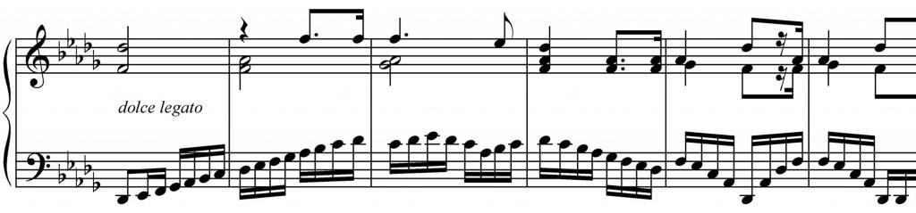 Рондо op. 1 c-moll