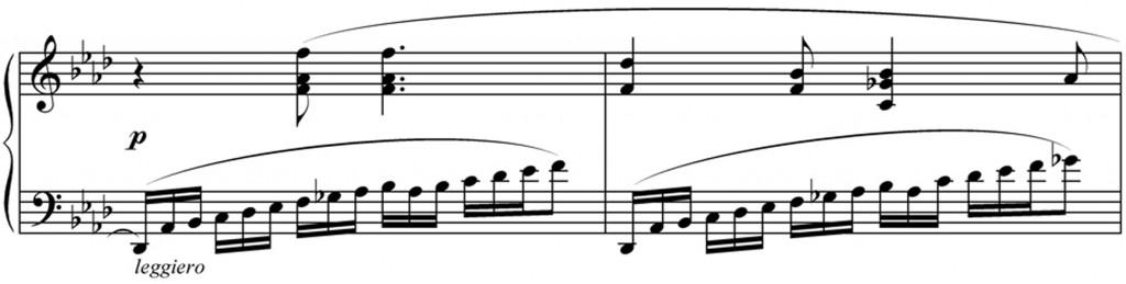Баллада op. 52 f-moll