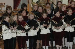 Долинска-дети