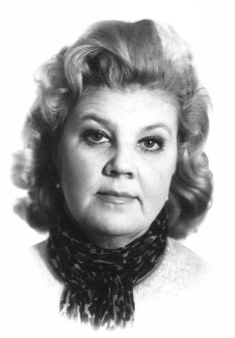 Профессор Марина Сергеевна АЛЕКСЕЕВА