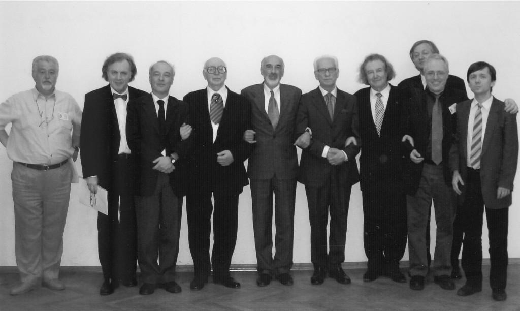 Члены жюри Третьего международного конкурса пианистов имени Скрябина